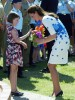 Prince William & Kate Arrive At RAAF Base In Amberely