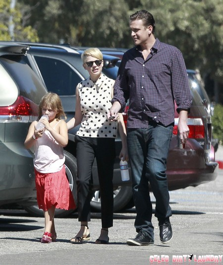 Michelle Williams and Jason Segal Hit Hard By Hurricane Sandy