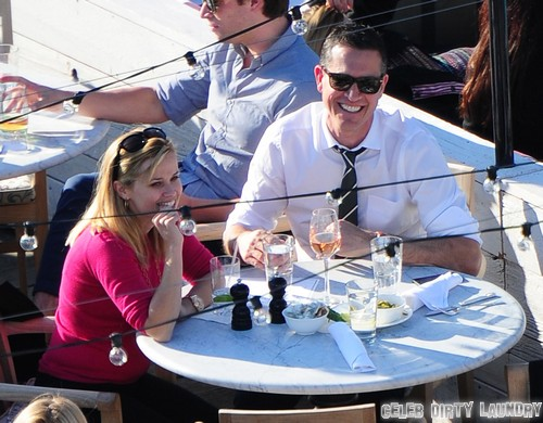 Reese Witherspoon & Jim Toth Have Drinks In NYC