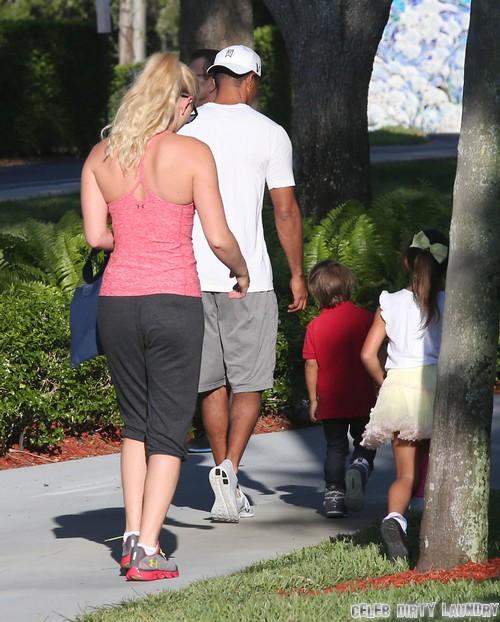 Rachel Uchitel Sets Her Sights on Tiger Woods - Plans To Cheat on Lindsey Vonn