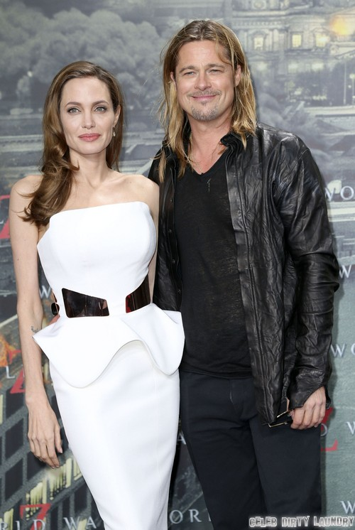 "Angelina Jolie as ""Pocahontas"" and Brad Pitt Used Hotels To Cheat On Jennifer Aniston"