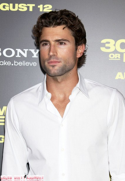 Kim Kardashian's Step-Brother Brody Jenner Tossed On His Ass