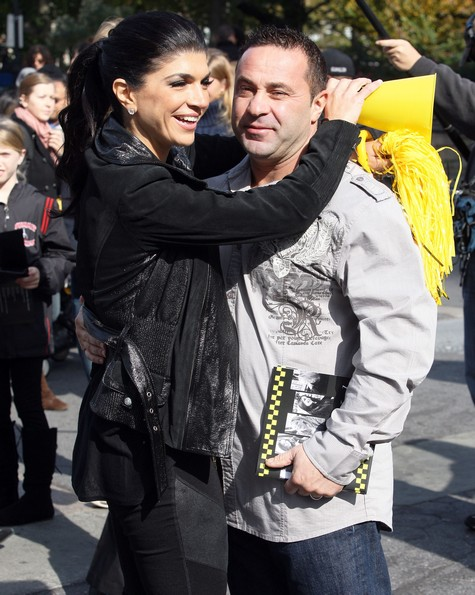 Teresa Giudice Tries To Convince Us Hubby Joe Giudice Is NOT Homophobic