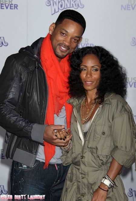 Jada Pinkett-Smith Suspicious And Angry About Will Smith's New Boyfriend