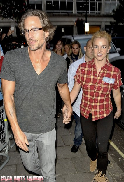 Britney Spears Can't Marry Jason Trawick