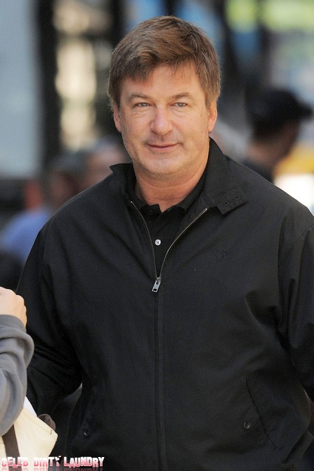 Alec Baldwin Says Stay Away From Circuses Due To Elephant Abuse (Video)