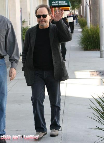 Billy Crystal To Host The Oscars