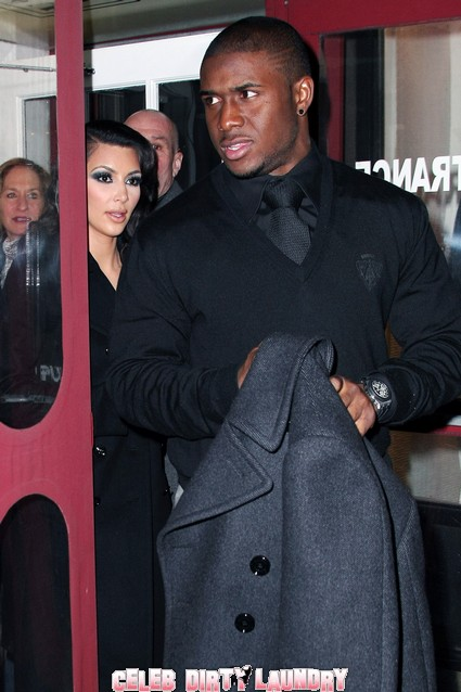 Reggie Bush Begging Kim Kardashian To Call Off her Wedding