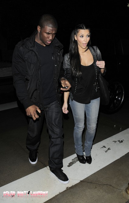 Kim Kardashian Is Desperate To Reunite With Her Ex Reggie Bush