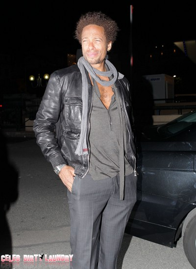 Nicole Vail Cannizzaro Seeks Restraining Order On Gary Dourdan For Busting Her Nose