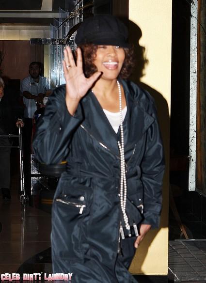 Whitney Houston Dead