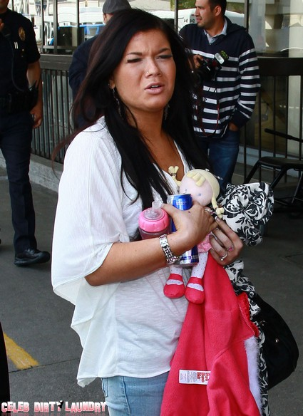 Teen Mom Amber Portwood Evades Jail - But is Headed For Rehab