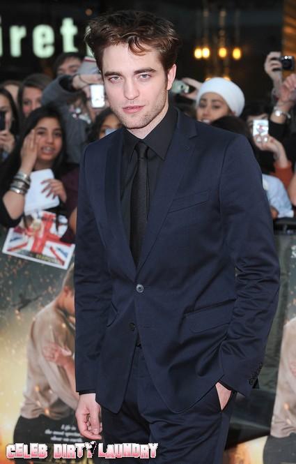 Robert Pattinson Laughs At His Sex Scene With Kristen Stewart