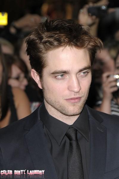 Robert Pattinson Makes 'Twilight' Sex Scenes Sizzle