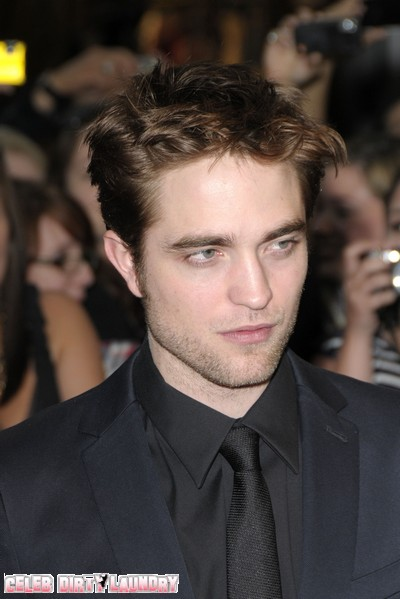 Robert Pattinson says he 'Already Married' Kristen Stewart!