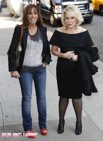 Joan Rivers' Daughter Melissa Rivers Dating Porn King Steven Hirsch