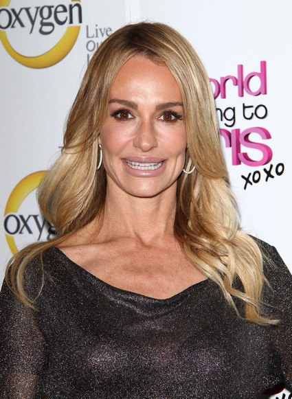 'Real Housewives' Taylor Armstrong Writing Tell All Book