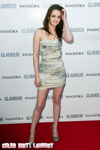 End Of 'Twilight' Filming Spells Relief For Kristen Stewart