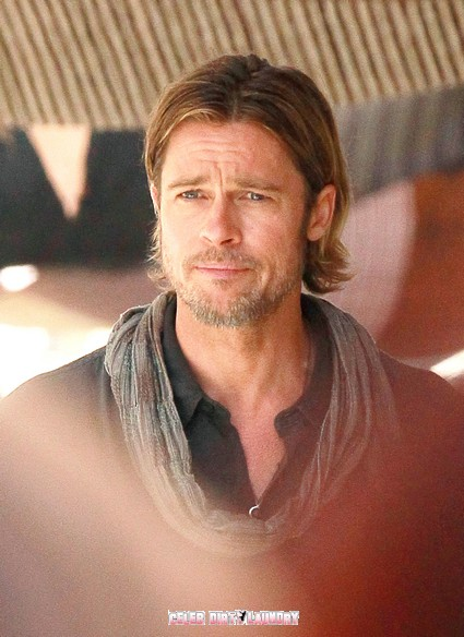 Brad Pitt Seeks Jennifer Anniston As Angelina Jolie Freaks Out