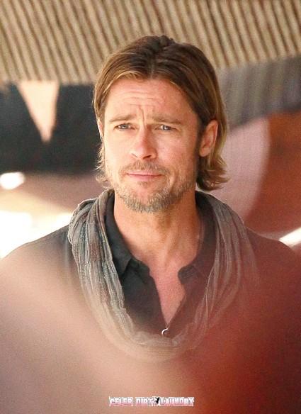 Brad Pitt Seeks Jennifer Anniston As Angelina Jolie Freaks Out