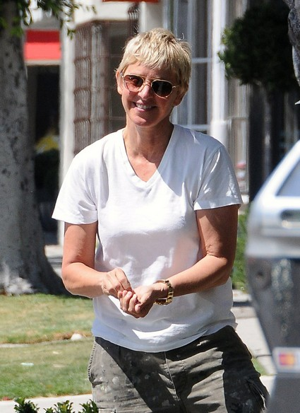 Ellen Degeneres Ok After Heart Scare