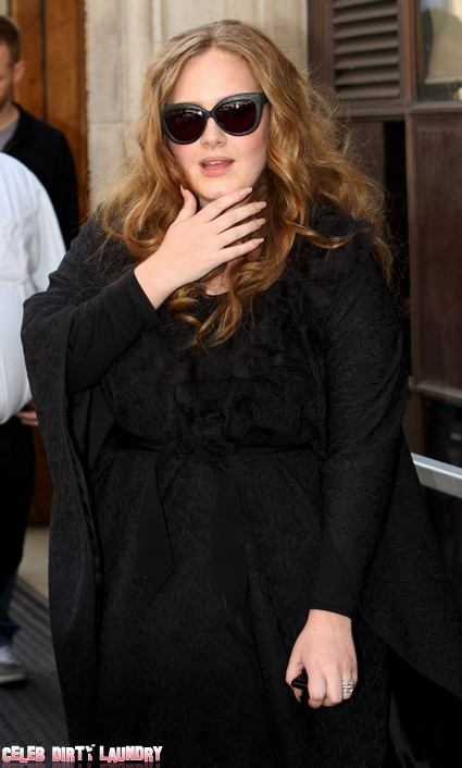 Adele Is Back And Set To Perform At The Grammy's!