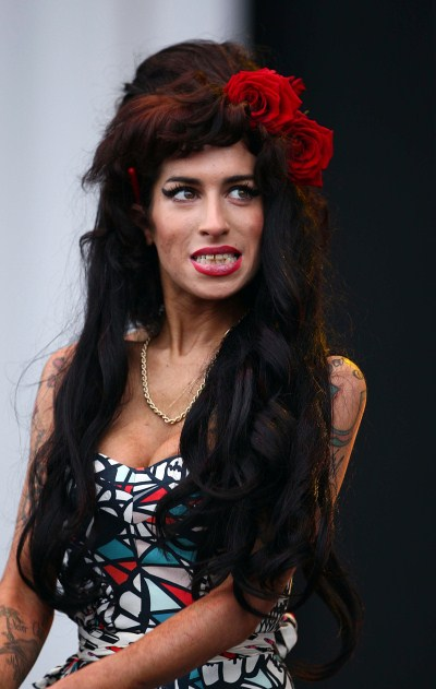 Amy Winehouse Needed To Get Drunk But Not In Front Of Mom