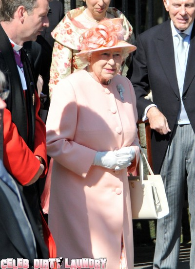 Queen Elizabeth Expecting Her Second Great Grandchild!