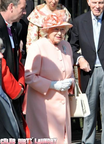 Queen Elizabeth Expecting Her Second Great Grandchild!