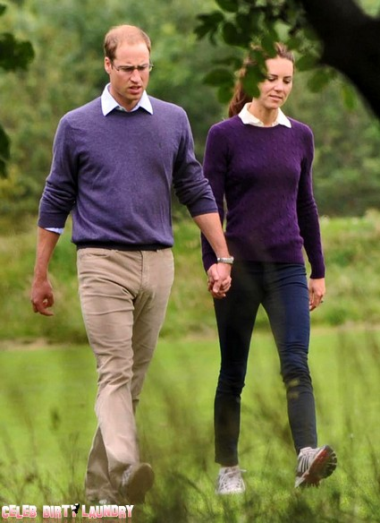 Kate Middleton And Prince William Have Nasty Fight