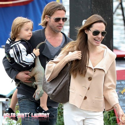 Brad Pitt and Angelina Jolie To Make It 7 Kids With Another Adoption