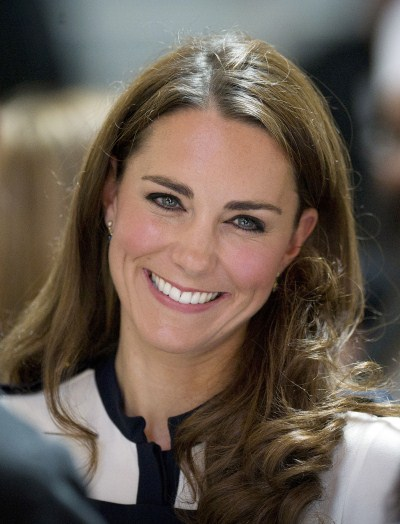 Refusing Champagne And Peanut Paste Implies That Kate Middleton Is Pregnant
