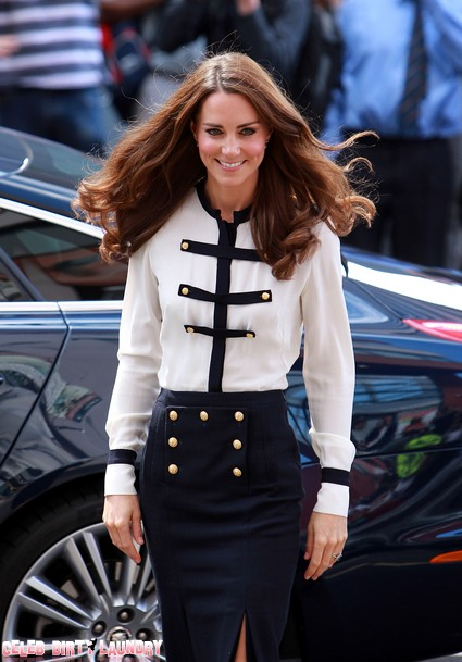 Queen Elizabeth Is Crazy About Kate Middleton