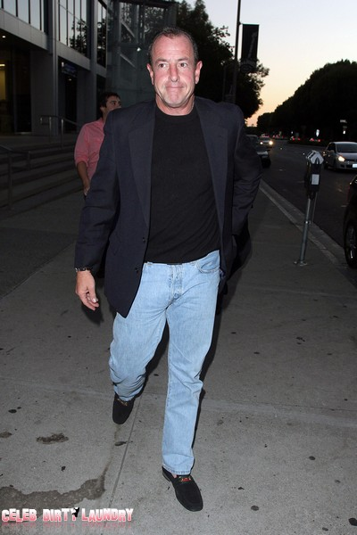 Michael Lohan Stuck In Jail - Gets A Week In Solitary Confinement