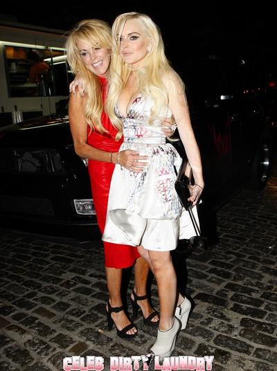 Lohan Family Rep Smashes TMZ Over Leak Of Dina Lohan's Memoir
