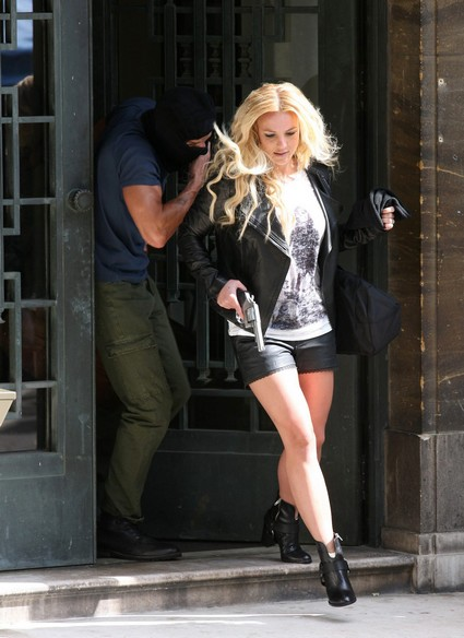 Britney Spears In Trouble With Hackney Council In London