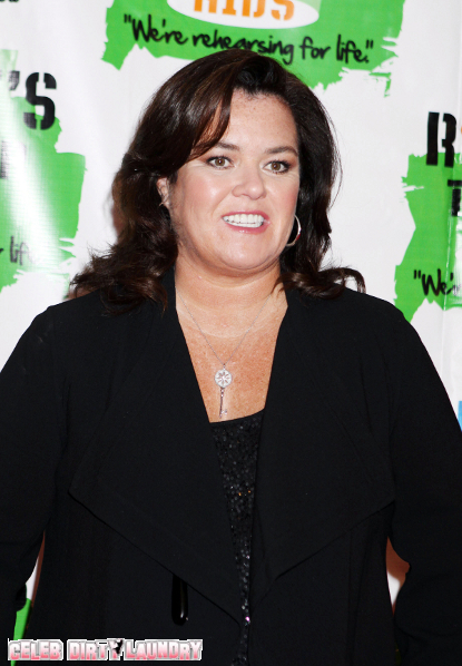 Rosie O'Donnell Fires Back At David Letterman In Response To 'Offensive Comment'