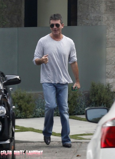 Simon Cowell Increases Security For Hot 'X Factor' Girls