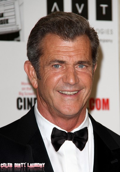 A Paternity Suit For Mel Gibson As Laura Bellizzi Claims He Is Baby Daddy?