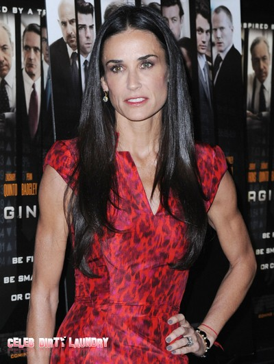 Demi Moore's New Boyfriend Scott-Vincent Borba