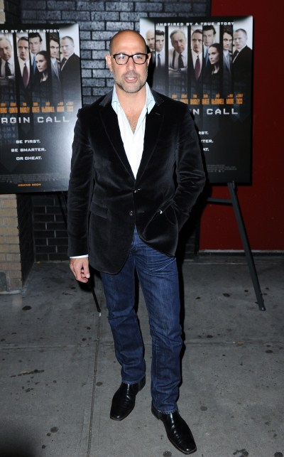Stanley Tucci Engaged To Emily Blunt's Sister, Felicity Blunt