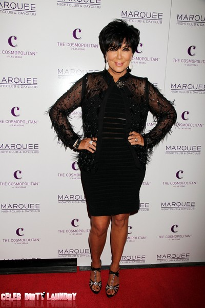 Kris Jenner Admits To Jay Leno That She Was Always A Slut