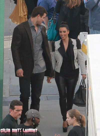 Kim Kardashian Disgusted - Kris Humphries Ripped Off By Wedding Guest