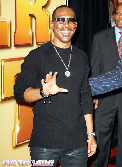 Eddie Murphy to Play Marion Barry in Spike Lee Flick