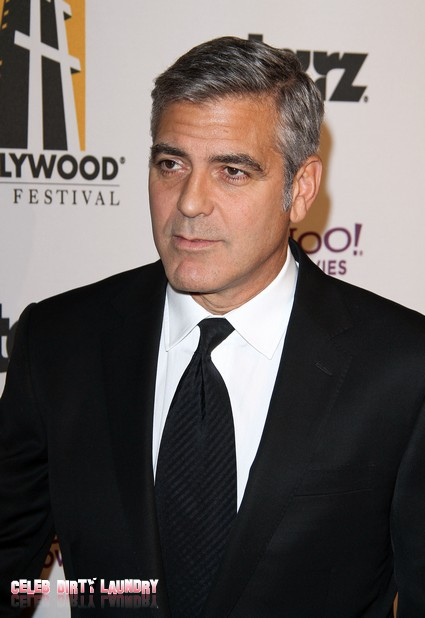 George Clooney Claims His Movies Are More Important Than Kids