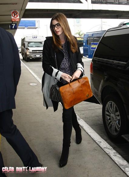 Rachel Zoe To Help Anne Hathaway Choose Her Wedding Dress?