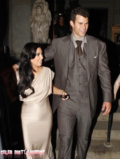 Kim Kardashian And Kris Humphries Fought And Divorced Over Splitting Wedding Profit