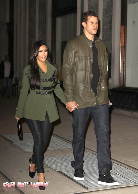 Kim Kardashian Warned Kris Humphries To Give Up Basketball Or Face Divorce