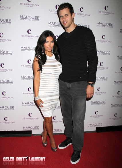 Kim Kardashian Was Jealous Of Kris Humphries' Sister