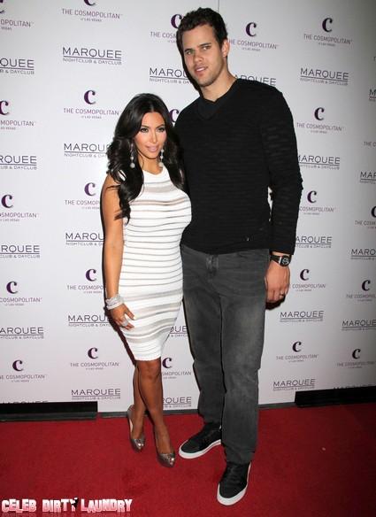 Kim Kardashian Attempts To Buy Kris Humphries' Silence